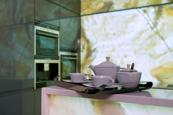 Gdansk modern apartment tea set