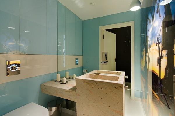 Gdansk modern apartment en suite